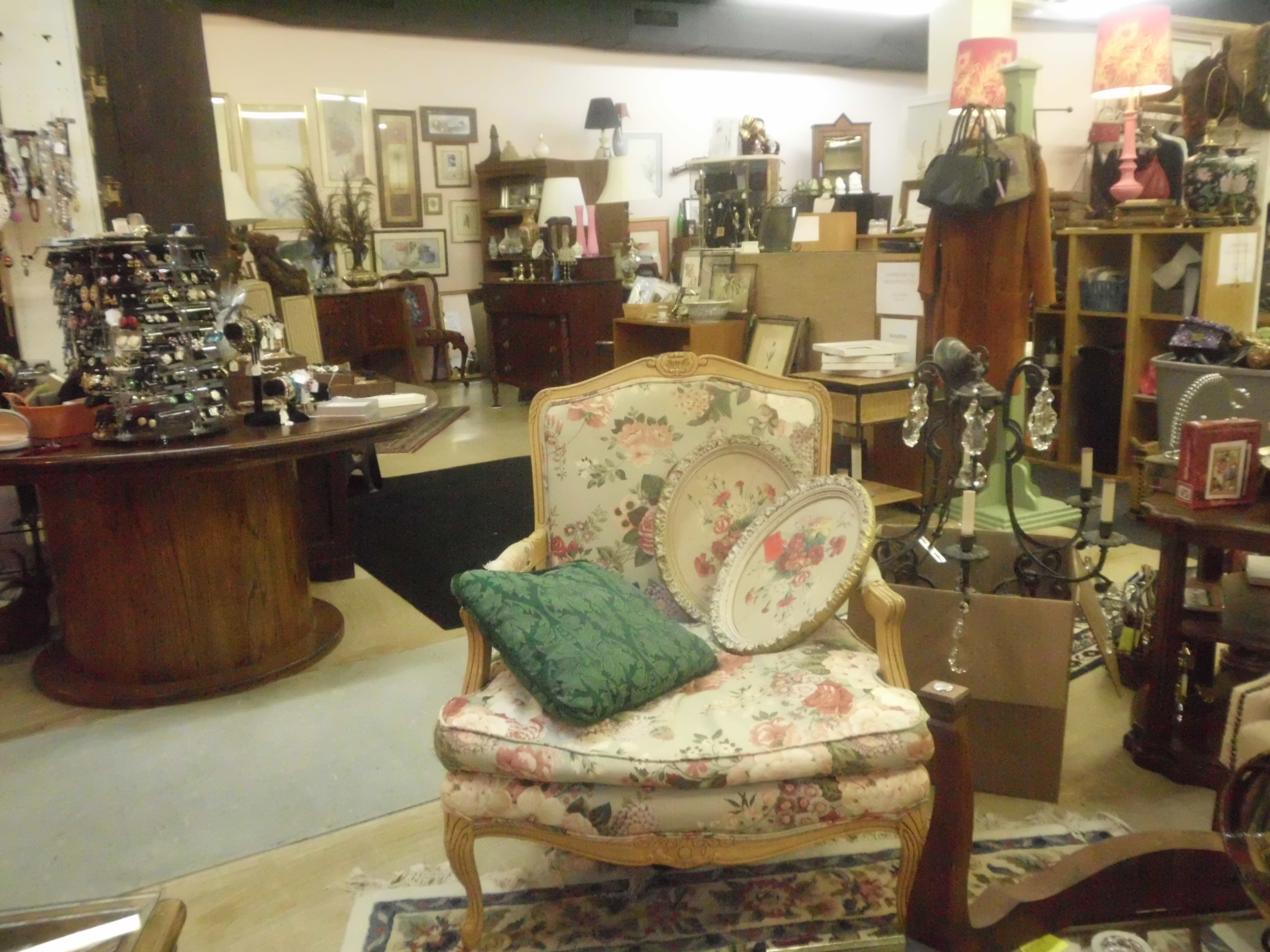 Our Shop Is A Treasure Box Full Of Slightly Used Clothing, Accessories,  Furniture, Household Items And A Knowledgeable Staff Ready To Assist You.